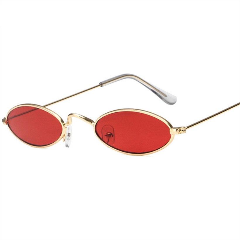 9c0b9bf3c NYWOOH 90s Oval Sunglasses Women Luxury Brand Designer Shades Sun ...