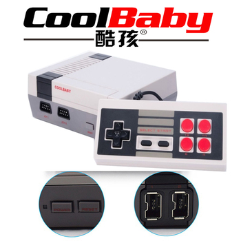 DHL 30pcs/lot coolbaby RS-38 Mini PAL&NTSC TV Handheld Game Console Video Game Console with 600 Different Built-in Games new