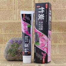 Отбеливания bamboo уголь паста зубная универсальный г черный