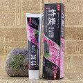Carvão de bambu para todos os fins-whitening o creme dental preto 110g