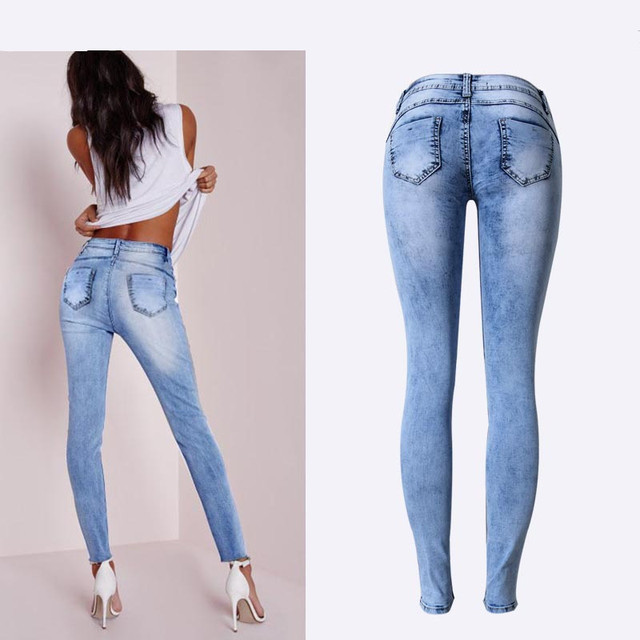 Low Waist Jeans 4