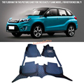Right & Left Hand Drive Interior front rear Floor Mat carpets Pad cover For Suzuki Vitara Escudo 2015 2016