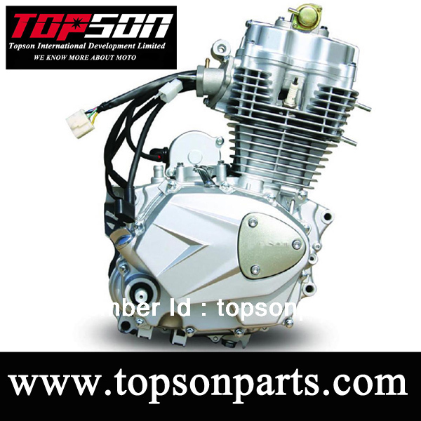 Simple Configuration CG125 OEM Motorcycle Engine