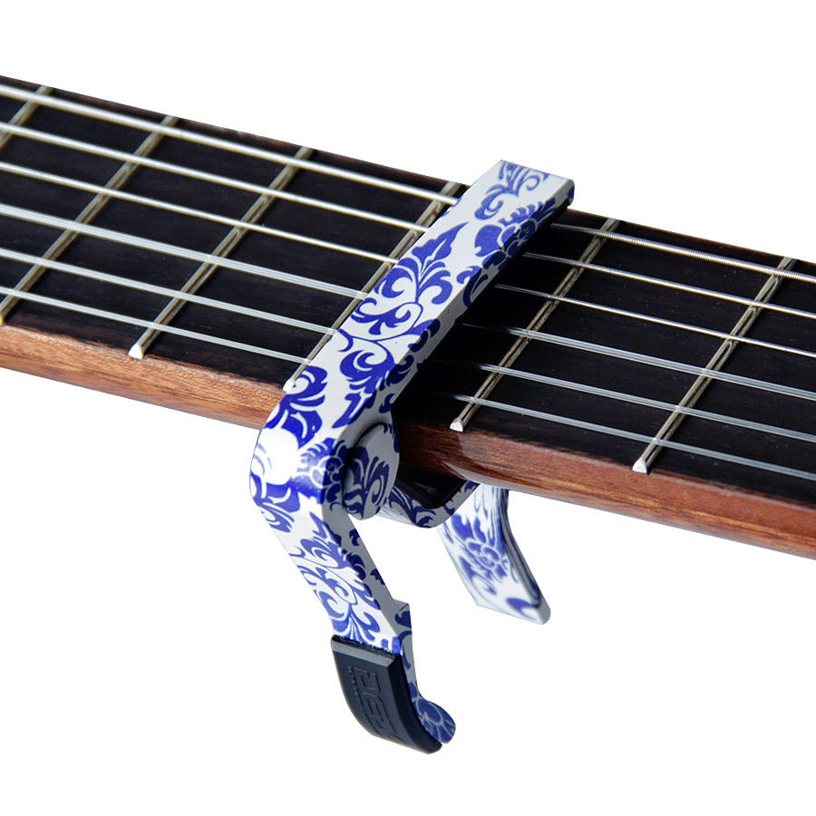 chinaware guitar capo for acoustic and electric guitars guitar accessories multicolor special. Black Bedroom Furniture Sets. Home Design Ideas