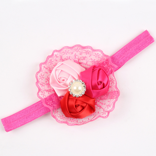 Elegant Baby Girl's Hair Bow
