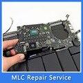 """Для MacBook Pro Retina 15 """"A1398 MC976 i7 2.7 ГГц 8 ГБ Логическая Плата Материнская Плата Ремонт и Обслуживание 661-6539 820-3332-Середина 2012 г."""