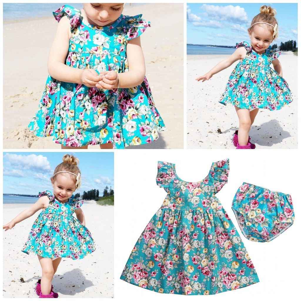 c697f3178407 Detail Feedback Questions about 2018 Lovely Summer Infant Baby Girl ...