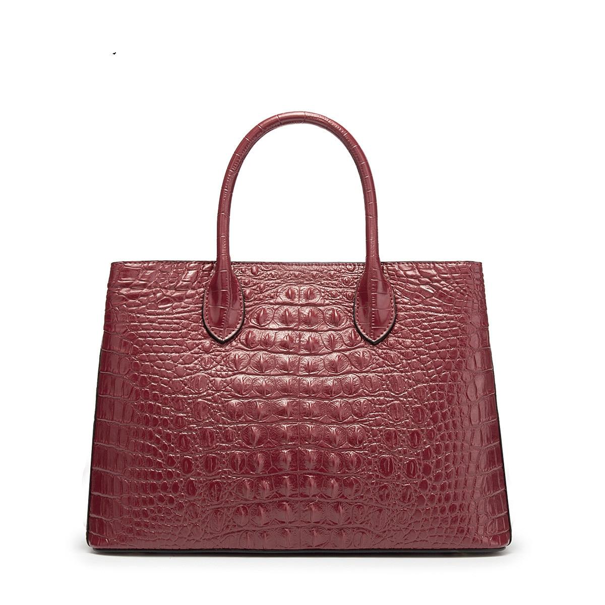 Schwarzes Frauen Echtem Weibliche Taschen Handtasche Ein Sac Tasche Schulter rot Marken Designer grün gelb Rosa Tote Haupt Leder Luxus Damen Berühmte Handtaschen vx0XUU