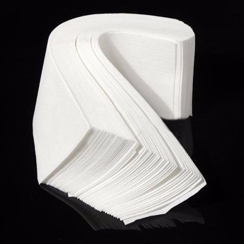 Temperate 100pcs/set Depilatory Nonwoven Hair Removal Epilator Wax Strip Paper For Beautiful Lady Save 50-70% Hair Removal Cream
