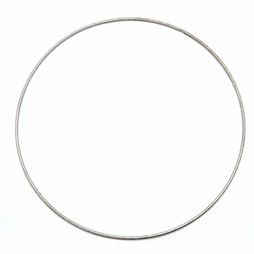 D143mm Band Saw Blade Stained Glass Replacement Blade For Gemini Taurus 3 Ring Band Saw For Wet Cutting On Crystal Jade Glass