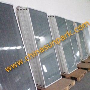 2.0sqm Flat Panel+European standard+6 pcs/pkg+free shipping  solar collector