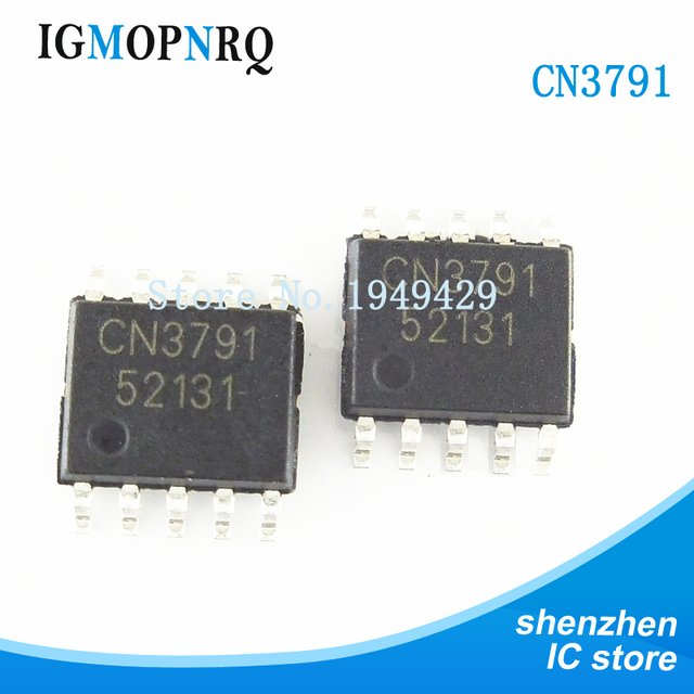 Free Shipping 10pcs/lot CN3791 single lithium battery charge management patch SSOP10 new original