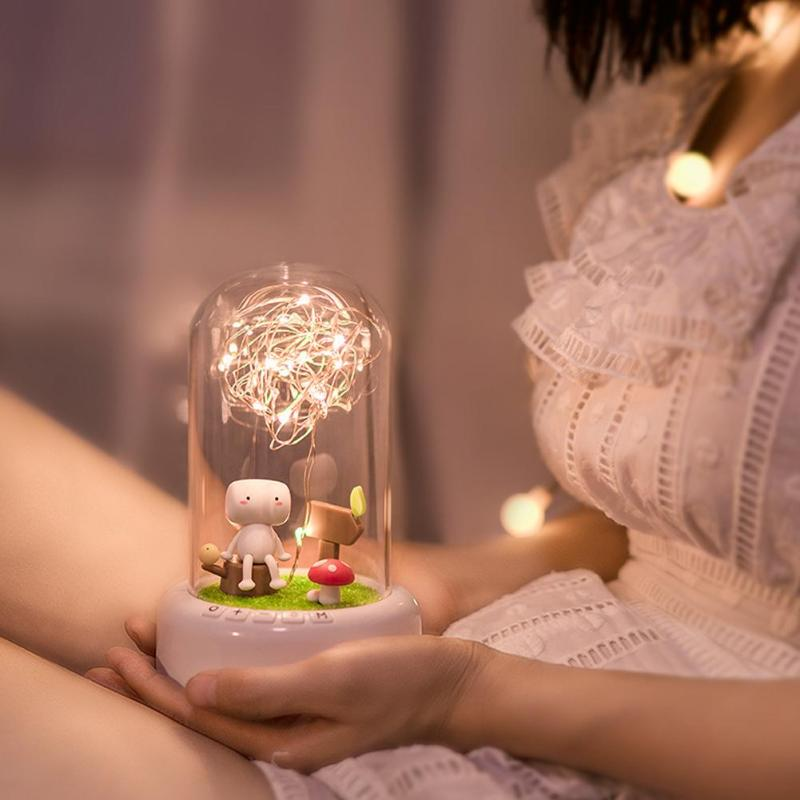 5v Star LED night light Starry Sky LED USB Night Light Projector Luminaria Moon Novelty Table Night Lamp for Children home decor night sky