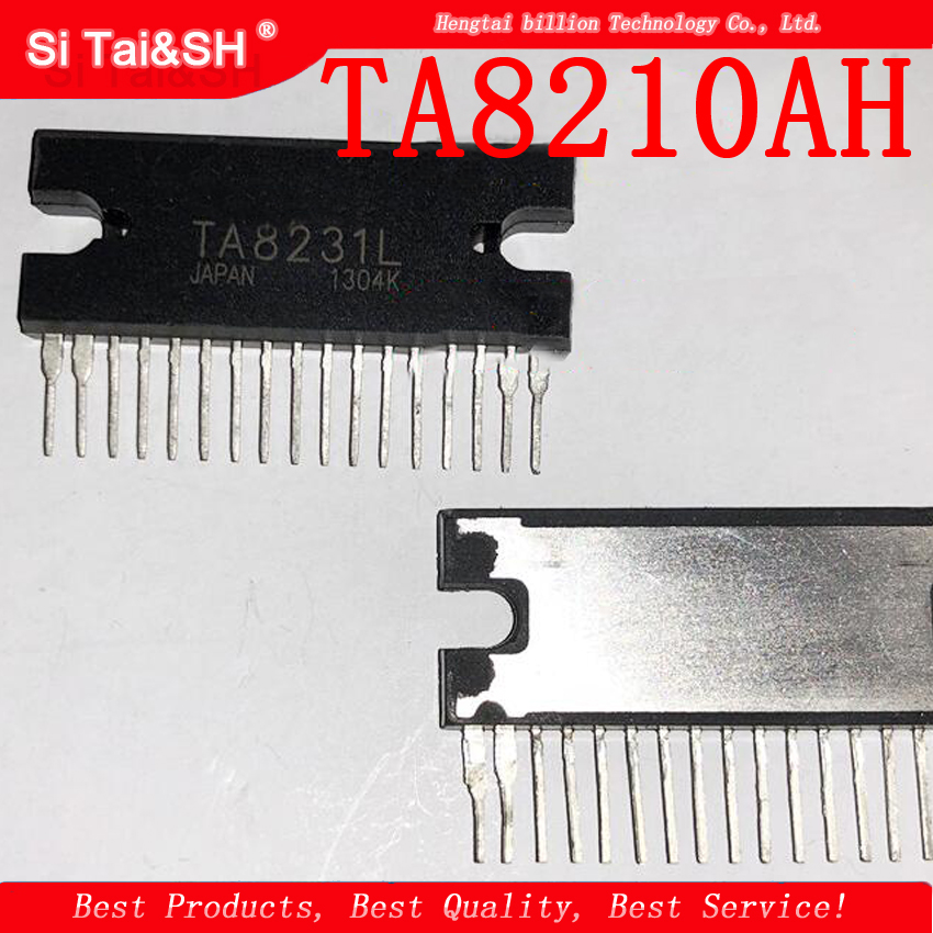 1PCS  TA8210AH TA8210AHQ TA8210 ZIP17 Car Audio Amplifier IC