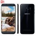 Оригинальный Samsung Galaxy S7 edge 2016 мобильного телефона 4 ГБ RAM 32 ГБ ROM Quad Core 5.1 дюймов NFC WIFI GPS 12MP 4 Г LTE