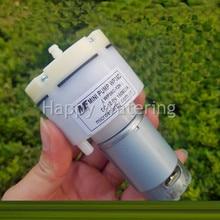12 V/24 V DC 100KPA воздушный компрессор мини Вакуумный насос-50Kpa вакуумным отсосом, 15L/мин воздушный поток
