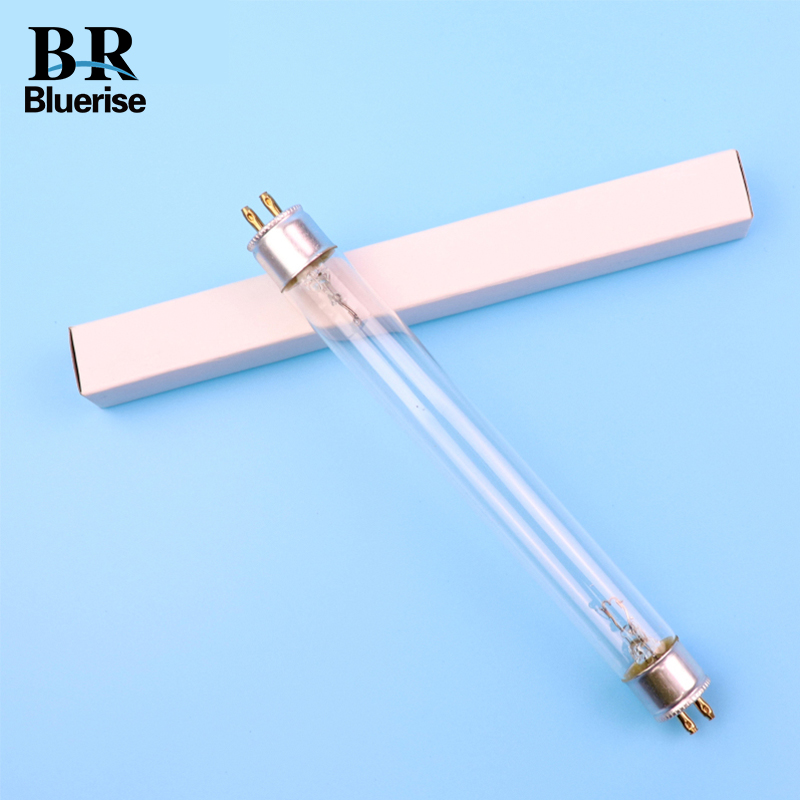 6W Sterilization wavelength 200-275nm Uv Lamp for Professional Nail Sterilizer Nail Art Equipment Replacement Lamp