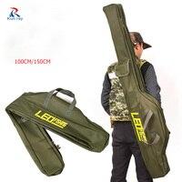 100cm 150cm Foldable Multi Purpose Fishing Bags Fishing Rod Bags Zipped Bags Case Fishing Tackle Bags