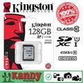 ПРОДАЖА Kingston карты памяти sd карты UHS SDHC XC 128 ГБ класса 10 45 МБ/с. читать картао де memoria carte tarjeta sd memoire appareil