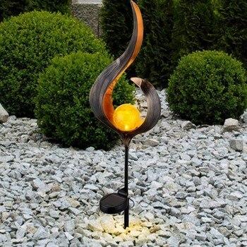 Chama Solar Cintilação Lâmpada Do Jardim Luz Da Tocha Ip65 Ao Ar Livre Holofotes Paisagem Decoração Lâmpada Led Para Caminhos Jardim
