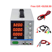 30V 5A DC Power Supply Precision 4 Bits Display Phone Repair Regulated Switching Power Supply 220V 110V Voltage Regulator