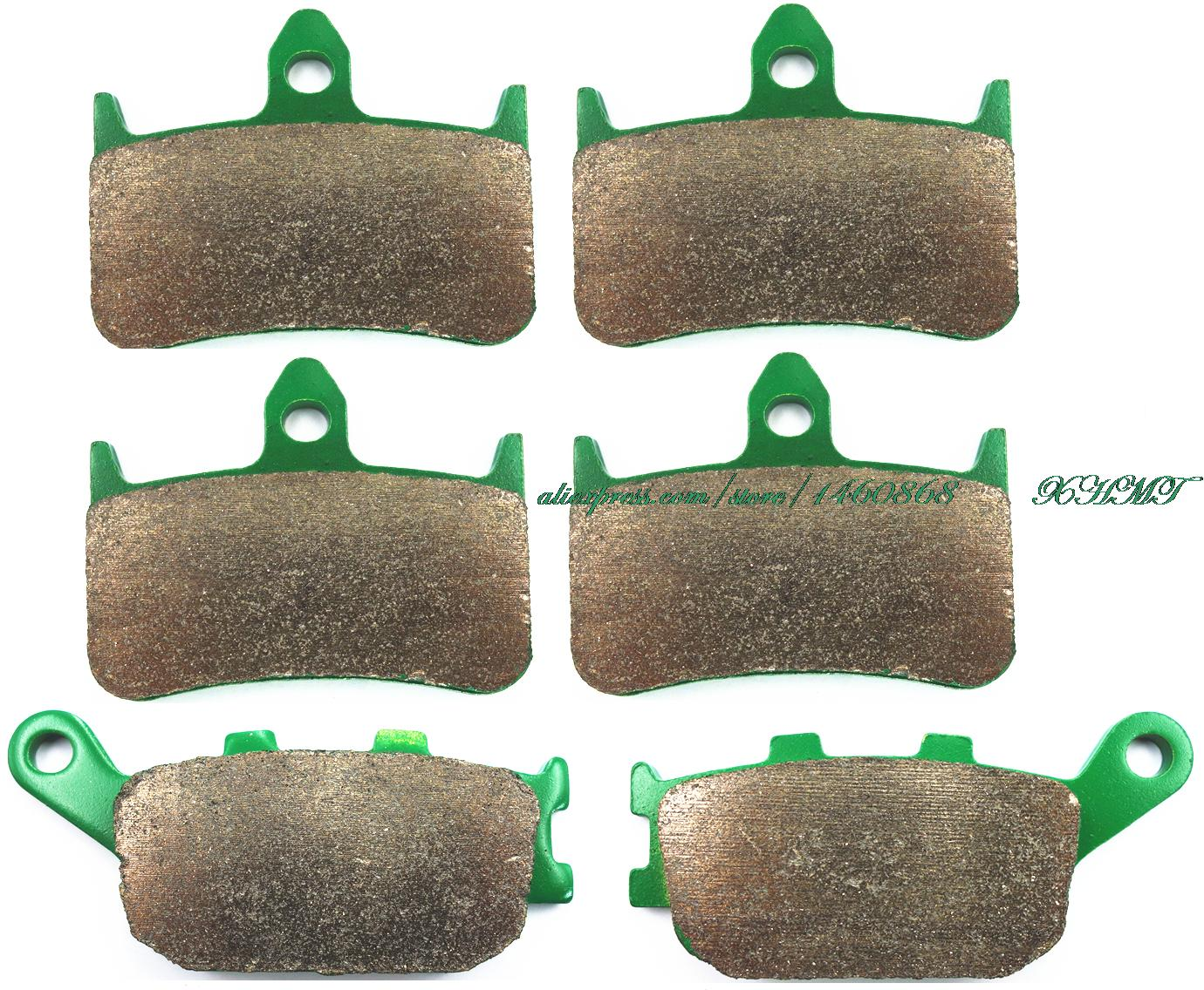 Brake Shoe Pads Set For Honda Cb1000sf Cb1000 Cb 1000 Sf/ Cbr1000 Cbr1000 Cbr 1000 Big One 993 1994 1995 1996 1997