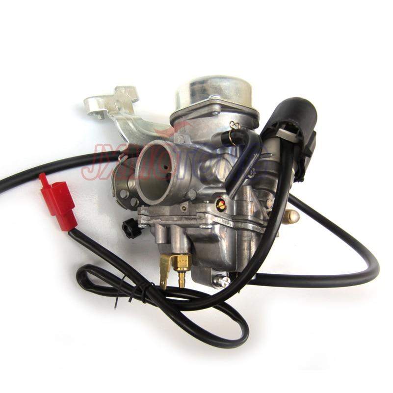Top quanlity CVK Carburetor PD30J Carb FOR Keihin Feishen FS 300cc ATV Quad Go Kart Buggy pd30j carburetor for yamaha atv250 yp250 majesty 250 scooter atv 250cc 300cc