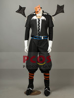 Kingdom Hearts Halloween Town Sora Cosplay Costumes Halloween's Day Version mp001058