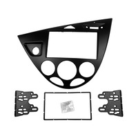 For Left Hand Drive Ford Ford Focus Fiesta Fascia Radio Refitting Dash Double Din Stereo