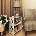 Waterproof Wood Carving Book Shelf Shoes Rack Shelves Holder Storage Home Organizer 27*40*57CM
