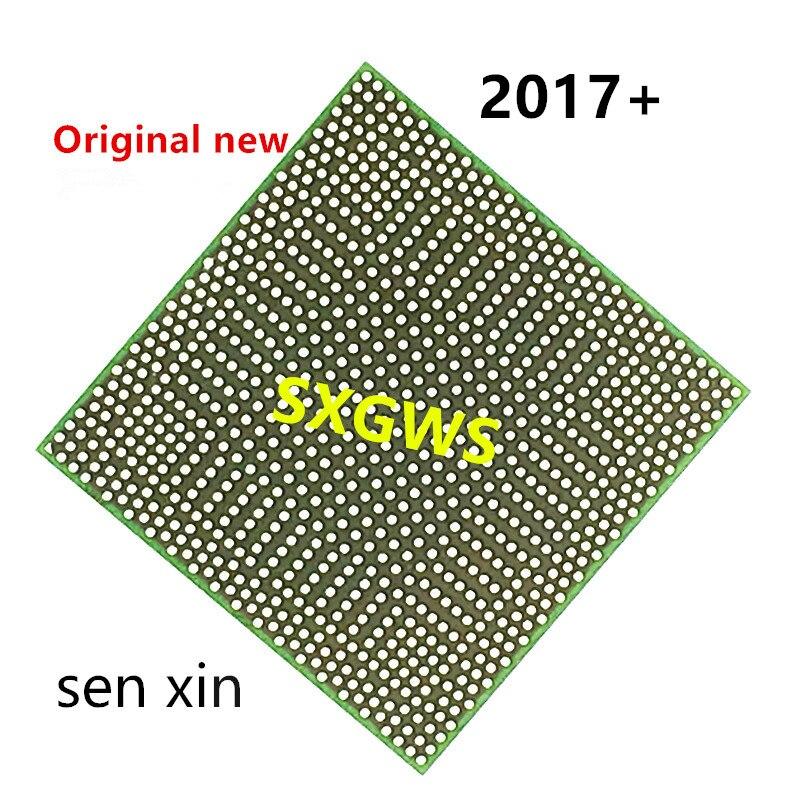 Free Shipping 2pcs DC :2017+ 1717+ 100% brand New and original 216-0810005 216 0810005 BGA chip with balls(China)
