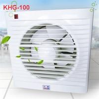 KHG 100 Mini Wall Window Exhaust Fan Toilet Bathroom Kitchen Fans Exhaust Fan Installation Of Windows