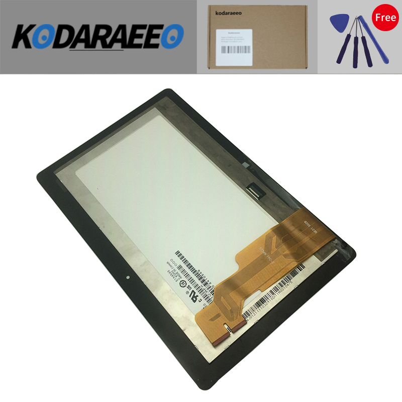kodaraeeo For Asus Vivo Tab RT TF600 TF600T TF600TG TF600TL 5234 FPC-2 Touch Glass Digitizer + LCD Display Panel Screen Assembly original touch screen glass lcd display panel sreen with frame for asus vivotab rt tf600 tf600tl 5234n fpc 2 free shipping