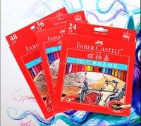 Lifemaster faber castell kleur potloden 12 24/36/48 klassieke vette kleurpotloden kleur art set tekening levert