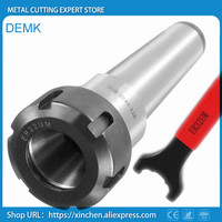 Spindle MT4 ER32 MTB4 ER32 MT4 Spindle High Precision Chuck With CNC Wagon Milling Machine Extension