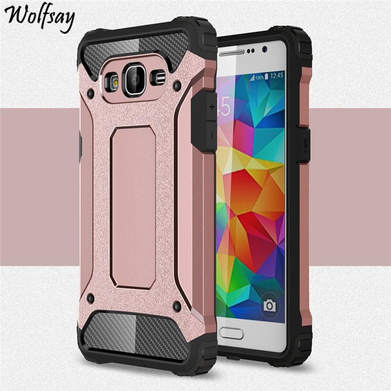 Wolfsay για κάλυψη υπόθεση Samsung Galaxy Grand Prime - Ανταλλακτικά και αξεσουάρ κινητών τηλεφώνων - Φωτογραφία 2