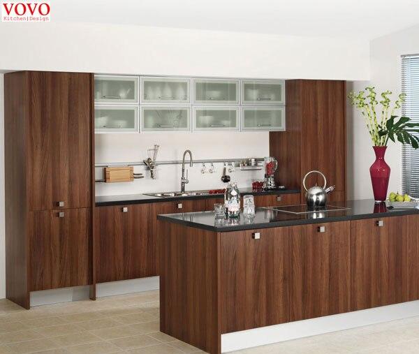 A prezzi accessibili cucina modello cabinet melamina in A prezzi ...