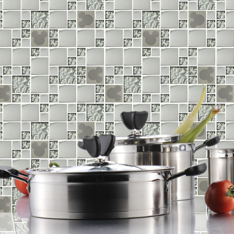 Mickey Mouse Tiles For Bathroom