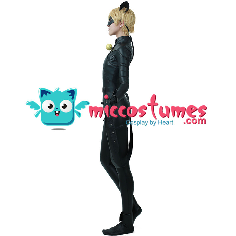 Costume Black Cat Catsuit 2