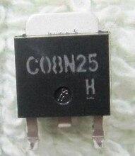Si  Tai&SH    C08N25 08N25 TO-252 250V 8A  integrated circuit