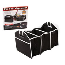 Auto Accessories Car Organizer Black Trunk Collapsible Toys Food Storage Truck Cargo Container Bags Box Car Stowing Styling Hot(China)