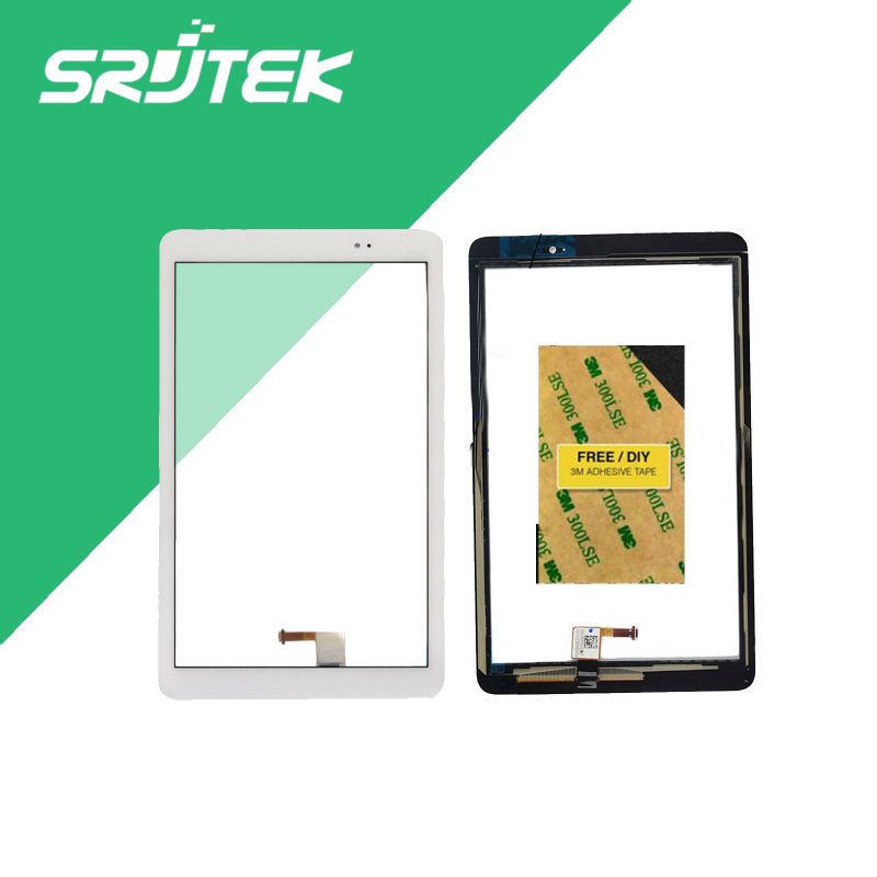 White Touch Screen Digitizer Glass For Huawei Mediapad T1 10 Pro LTE T1-A21L T1-A22L T1-A21W Free shipping , 100% Tested куртка утепленная phard phard ph007ewvvn31