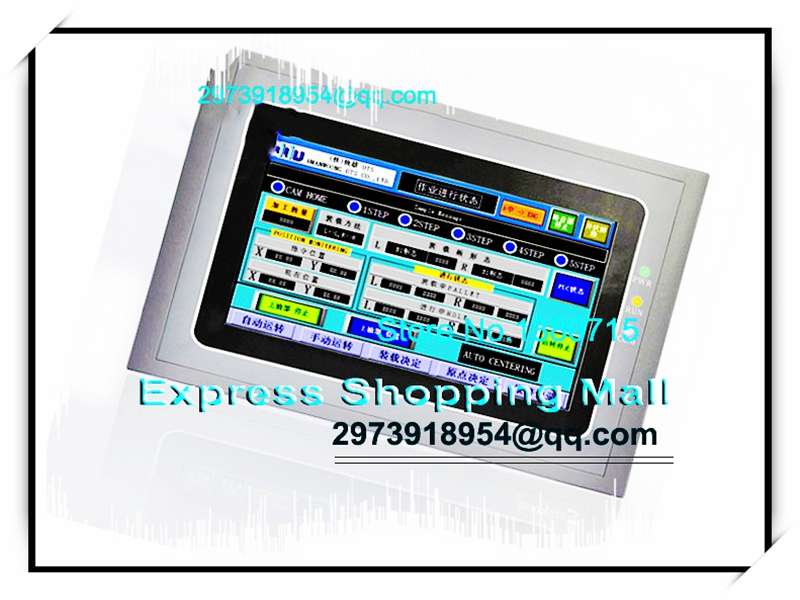 SA-7B Touch Screen 7 inch HMI 2COM new programming cable