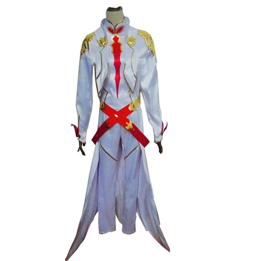 2017 Aselia the Tales of Zestiria X Sorey Costume Cosplay Costume Halloween Party