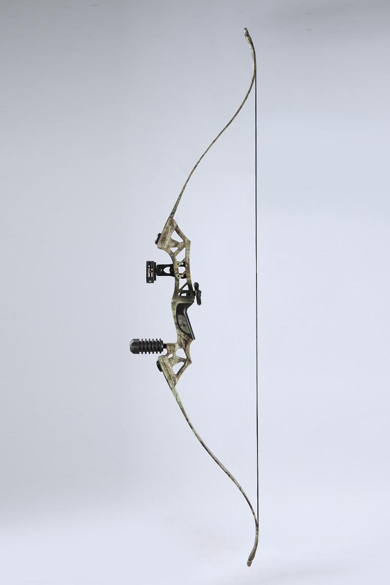 35 ~ 65lbs Ovçuluq Balıqçılıq Recurve Bow Aksesuarları ilə Dəstlər