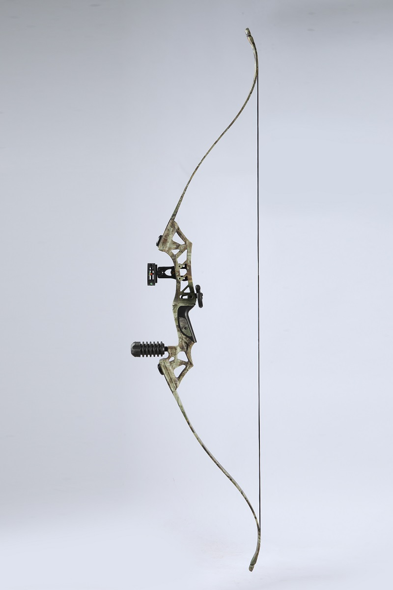 35 ~ 65lbs lov ribolov recurve luk setovi s dodacima