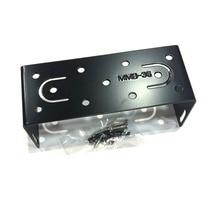 FT 1807/FT 1802/MMB 36/FT 7900/FT8800/FT8900/FT1900/FT1907 용 YAESU FT 7800R 용 모바일 장착 브래킷
