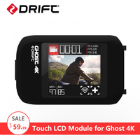 DRIFT Action Camera Sport cam Accessories LCD Touch Screen Module for Ghost 4K