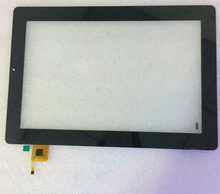 "Nueva pantalla táctil Para 10.1 ""Efun Nextbook NXW10QC32G 10.1 Touch panel Digitalizador Del Sensor de Cristal FreeShipping Reemplazo"
