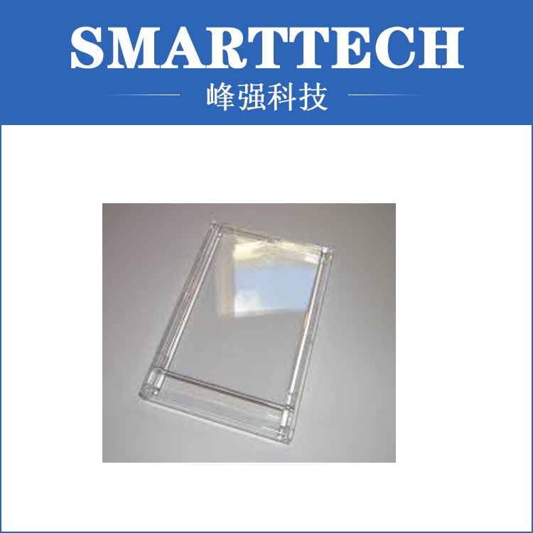 Clear plastic acrylic prototype PMMA parts high tech electric plastic accessory prototype